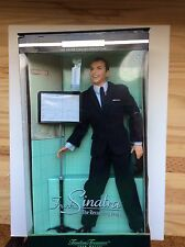 NEW Frank Sinatra The Recording Years Barbie Doll,1ST in Timeless Treasures,NRFB
