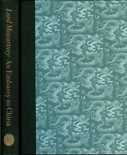 An Embassy to China by Lord Macartney [Folio Society]