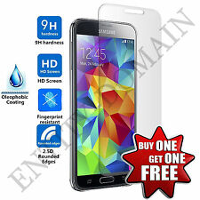 Genuine Gorilla Tempered Glass Film Screen Protector Samsung Galaxy S5 SM-G900