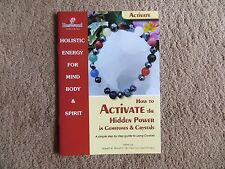 How To Activate the Hidden Power in Gemstones & Crystal By Robert W.Wood