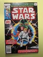 Star Wars Vintage Comic Book # 1 Original First Issue VF to Near Mint RARE