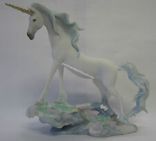 23cm Unicorn Standing Ornament Makes A Great Cake Topper Decoration QS989A BNWT
