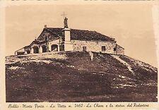 BOBBIO - Monte Penice - Vetta, Chiesa, Statua del Redentore