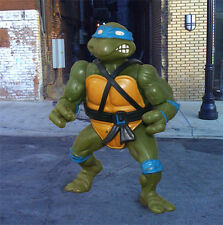 1998 TMNT Battle Commander for the Turtles LEONARDO action figure