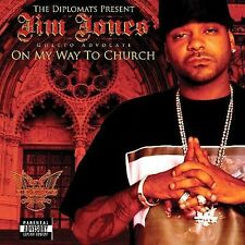 DIPLOMATS PRESENTS JONES,JIM-On My Way To Church (Explicit CD NEW
