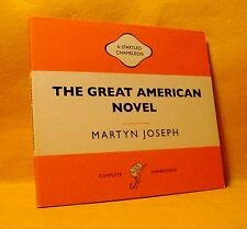 CD Martyn Joseph The Great American Novel 5TR 2004 Folk, World, & Country Rock