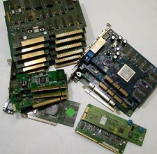 Computer Circuit Board Lot / Scrap Gold / Gold Fingers