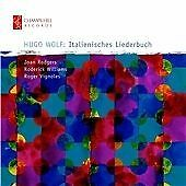 Roderick Williams - Hugo Wolf: Italienisches Liederbuch NEW and SEALED cd