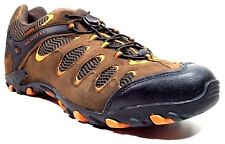 Merrell Vertis Vent Stretch Water Proof Dark Earth/Marmalade/Orange size 14