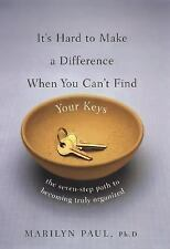 It's Hard to Make a Difference When You Can't Find Your Keys: The Seve-ExLibrary