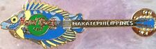 Hard Rock Cafe MAKATI-PHILIPPINES 2000 FISH Guitar Series #2 PIN - HRC #5188