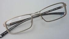 Männerbrille Brille Brillengestell Fassung Marke Enjoy silberfarben Gr.S