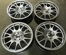 "18"" CH MESH DESIGN ALLOY WHEELS 5X112 FITS VW GOLF MK5 6 7 CADDY"