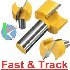 Fresa Bottom Cleaning Dado Router Bit Wood Stripping Knife Tenon Joint Cutter