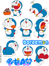 Doraemon Skateboard Snowboard Luggage Car Bike Vinyl Stickers F0055