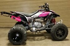 Graphics kit for Honda TRX 400 EX 1999 - 2007 400EX stickers NO8800 hot pink