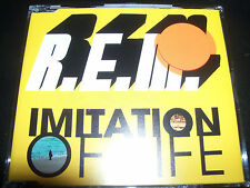 REM Imitation Of Life Australian 4 Track CD Single - New