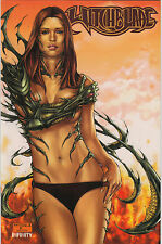WITCHBLADE (deutsch) # 50 BIKINI-VARIANT - COMIC ACTION 2008 - INFINITY - TOP