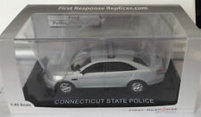 Connecticut State Police Trooper 2014 Ford Sedan Interceptor FIRST RESPONSE