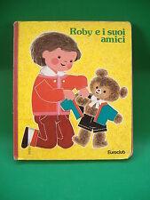 COLLANA EUROCLUB - ROBY E I SUOI AMICI - 1982