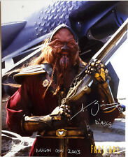 Farscape Autograph AnthonySimcoe/Ka D'Argo Signed 8x10 Photo-FREE S&H (LHAU-139)