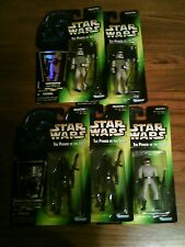 Star Wars lot of 5 Imperial troops