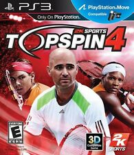 Top Spin 4 - Playstation 3 Game