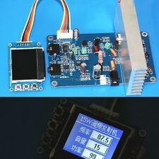 DIY KITS 12V 76M-108MHz Digital LED Radio Station 15W PLL Stereo FM Transmitter