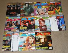11 Alternative Press Magazines 2001 150 - 161 Tool Nine Inch Nails Radiohead OOP