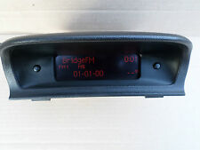 Peugeot 307 MK1 Mehrzweck Display Screen Uhren Genuine 9646652577 OR00