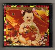 Red Hot Chili Peppers - GIVE IT AWAY - CDs USA 4 TRAKs DIGIPACK - SEALED MINT!!