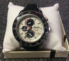 Seiko Sportura Perpetual solar Men's chronograph watch
