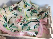 Laura Ashley pure silk scarf