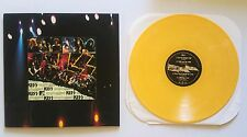 "KISS UNPLUGGED  ALBUM 2 LP SET YELLOW VINYL ""NEW"" WITH DIFFERENT POSTER"