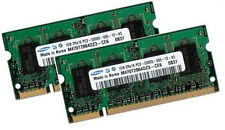 2x 1GB 2GB RAM SAMSUNG Speicher ASUS ASmobile G2 Notebook G2Ps DDR2 667 Mhz