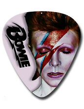 DAVID BOWIE PLECTRUM SHAPED METAL WALL SIGN 290MM X 390MM,MUSIC