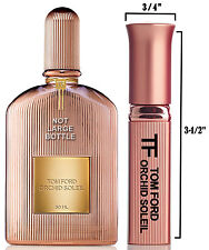 Large DELUXE .24oz Travel Spray Sample of Tom Ford ORCHID SOLEIL Perfume EDP