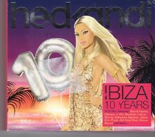 (GJ96) Hedkandi, Ibiza 10 Years - 2012 - 3 CDs