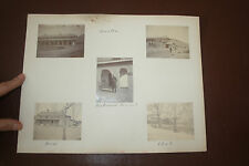 Photograph QUETTA REES Welch rgt  Sepia albumen prints /380 x 280 mm mount r1115