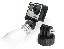 Bottle Mount f. GoPro HERO 1-4 Session Zubehör Adapter PET-Flaschenhalterung