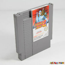 Mega Man 2 - VERY GOOD COND - FULLY TESTED - Entertainment System NES Game PAL