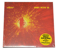 """THE CHEMICAL BROTHERS - COME WITH US - 2X 12"""" LP, NUMBERED, RED VINYL"""