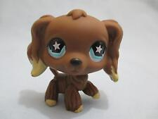 Littlest Pet Shop Cocker Spaniel 960 Dipped Ears Star Puppy Dog 100% Authentic