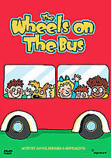 The Wheels On The Bus (DVD, 2006)