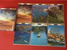 Scenic Routes Around the World Complete Series DVD 2011 6 Disc Set Travel Global