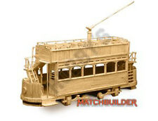 Hobby's Matchbuilder c.1908 Electric Tram Car Model Kit New Boxed FREE T48 Post