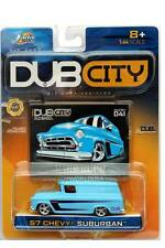 2003 Jada Dub City #041 1957 Chevrolet Suburban Old Skool