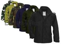 M65 ARMY COMBAT MILITARY FIELD JACKET S M L XL XXL 3XL 4XL 5XL BLACK OLIVE URBAN