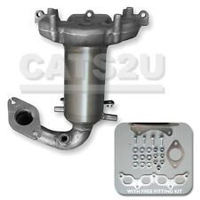 FORD FIESTA 1.2 & 1.4 11/01-01/10 TYPE APPROVED CATALYTIC CONVERTER CAT