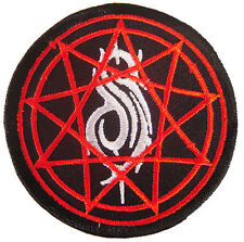 New Slipknot Heavy Metal Band embroidered iron on patch. 3 inch (i18)